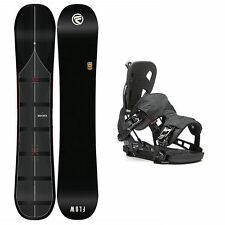 Flow Maverick NX2 Snowboard and Binding Package