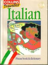 Italian Phrase Book and Dictionary (Collins Traveller), (no author) | Paperback