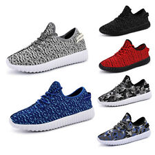 Men Women's Breathable Solf Walking Sport Shoes Casual Sneakers Running Shoes