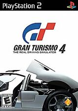 "Gran Turismo 4 (Sony PlayStation 2, 2006) The Real Driving Simulator, Rated ""E"""