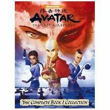 Avatar: The Last Airbender - Book 1: Water - The Complete Collection (DVD, 2006…