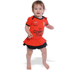 HAL Brisbane Roar FC Girls Footysuit Sizes 000 - 1