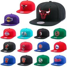 Mitchell & Ness and wool solid Snapback Hat new era Cap basecap