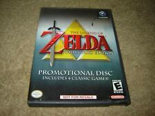 Gamecube Zelda Collectors edition Promotional Game VG condition Rare Gamecube