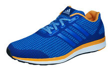 adidas Mana Bounce Mens Running Trainers / Shoes - Blue