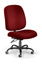 """Big and Tall Office Chairs - """"Castor"""" Big and Tall Desk Chairs"""