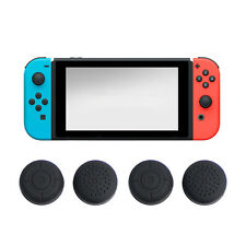2 Pair Easy Installation Stick Grip Caps Cover for Nintendo Switch Joy-Con Joys