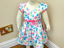 bnwt girls jona michelle special occasion party dress 2/3/4 YEARS FANTASTIC