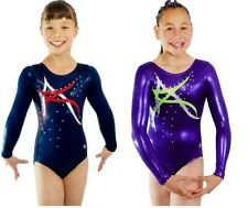 NEW!! Starlight Gymnastics Competition Leotard by Snowflake Designs