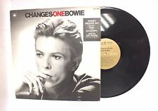DAVID BOWIE - Changes One (RCA RS1055) Vinyl LP - Rare 1976 Canadian Press - W51