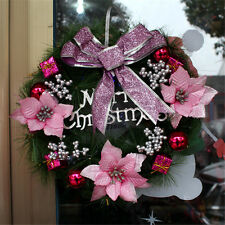 Christmas Door Decoration Christmas Garland Christmas Wreath Home Decoration