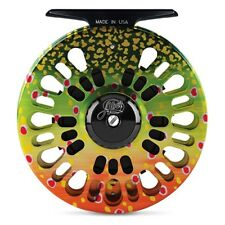 Abel Fly Fishing Super 4N Large Arbor Fly Reel - CLOSEOUT -