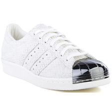ADIDAS ORIGINALS SUPERSTAR 80s Metal Toe Trainers Shoes Trainers
