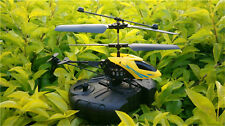 Radio Remote Control Aircraft 2.5CH Mini Gyro Metal Helicopter RC Kids Gifts
