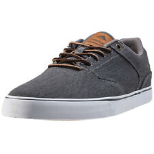 Emerica The Reynolds Low Vulc Mens Trainers Black New Shoes