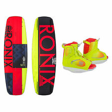 Ronix Quarter Til Midnight Womens Wakeboard With Luxe Bindings