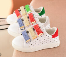 2017 Breathable Baby Shoes Toddler Boy Girl Sneakers Kids Casual Shoes Sport