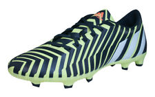 adidas Predator Absolado Instinct FG Mens Soccer Cleats / Shoes - Black and Lime
