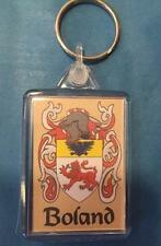AMEDEE TO ANDRE Family Coat of Arms Crest Heraldic KEYRING Key Chain