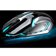 1600DPI 4D USB Wired Optical Gaming Mouse Mice For Laptop / Desktop / PC