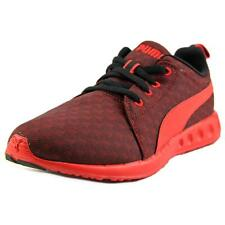 Puma Carson Runner 400 Jr Cube Youth  Round Toe Synthetic Red Running Shoe NWOB