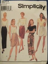 Awesome SIMPLICITY 9364 MS Skirts & Shorts PATTERN 6-8-10-12-14-16-18-20-22 UC