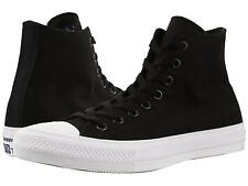 Converse Chuck Taylor All Star Chuck II 2 Hi High Top Sneaker Black / White