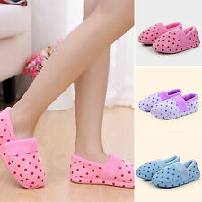 Women Men Warm Lovely Soft Anti Skid Slippers Anti Slip Indoor Home Shoes Unisex