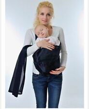 Baby Infant Adjustable Carrier Sling Wrap Rider Pouch Ring Backpack Bag Wraps