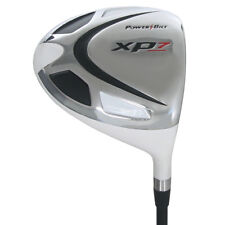 Powerbilt Golf Clubs XP7 White Driver,  Brand NEW