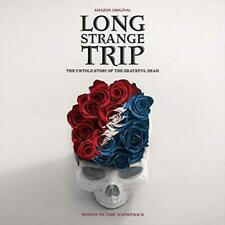 Long Strange Trip Soundtrack - Dead Grateful Compact Disc