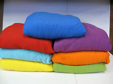 ORANGE---WASHABLE COVERS FOR SOFA COUCH  LOVESEAT CHAIR RECLINER FUTON-STRETCHES