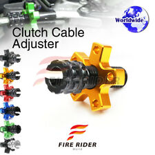 FRW 6Color CNC Clutch Cable Adjuster For Triumph Daytona 955i 02-05 02 03 04 05
