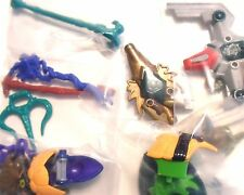 TMNT Teenage Mutant Ninja Turtles 1997 Action Figure Parts Weapons Pieces Choice