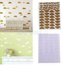 Cute Cloud Wall Sticker Removable Kids Room Home Party Window Decor Wall Decal