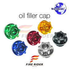 CNC Motorcycle Rudder Oil Filler Cap For Triumph Speed Four 2003-2006 03 04 05