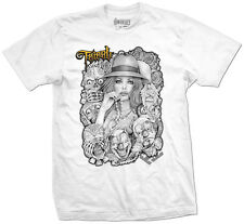TRIBAL GEAR Original MOUSE GAMES T-Shirt Tee white white