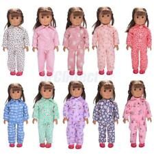 Lovely PJS Pajamas Sleepwear for 18 inch American Girl Our Generation Doll