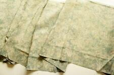 JPI *Green Blur*Japanese Kimono Silk Fabric,panel*patchwork,quilt,panel