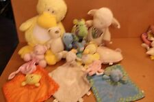 TOYS R US SNUGGLE CHUMS BLANKIES  BRUIN  COMFORTERS MULTI CHOICE YOU CHOOSE