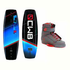 CWB Reverb Wakeboard With Odyssey Bindings 2017