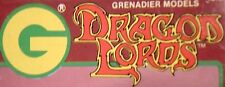 Grenadier 25mm Miniatures Dungeons & Dragons Fantasy Lords Lord Rings Shadowrun