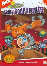 THE FAIRLY ODDPARENTS - SCARY GODPARENTS NEW DVD
