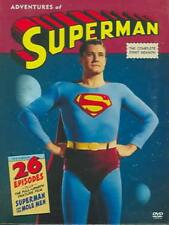 THE ADVENTURES OF SUPERMAN - THE COMPLETE FIRST SEASON NEW DVD