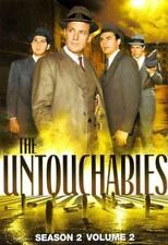 UNTOUCHABLES - THE COMPLETE SECOND SEASON VOLUME TWO USED - VERY GOOD DVD