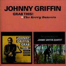 JOHNNY GRIFFIN - GRAB THIS/THE KERRY DANCERS [REMASTERED] USED - VERY GOOD CD