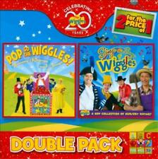 THE WIGGLES - POP GO THE WIGGLES!/SING A SONG OF WIGGLES USED - VERY GOOD CD