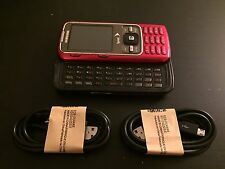 Samsung RANT SPH-M540 - (Sprint) Camera QWERTY Bluetooth Slider Cell Phone