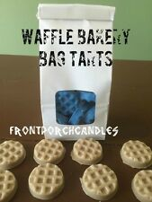 18 Pack Strong Scented Wax Melts Waffle Shaped Tart Melts~ WAFFLE CONE BLENDS