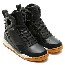 Reebok A.Keys Court Hi Shoes Sneakers Fitness Trainers Leather black Alicia